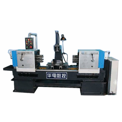 Horizontal CNC multi hole drilling machine